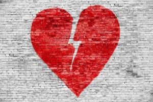 muur om hart
