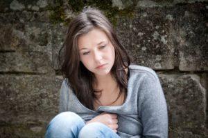 distress door gedachten