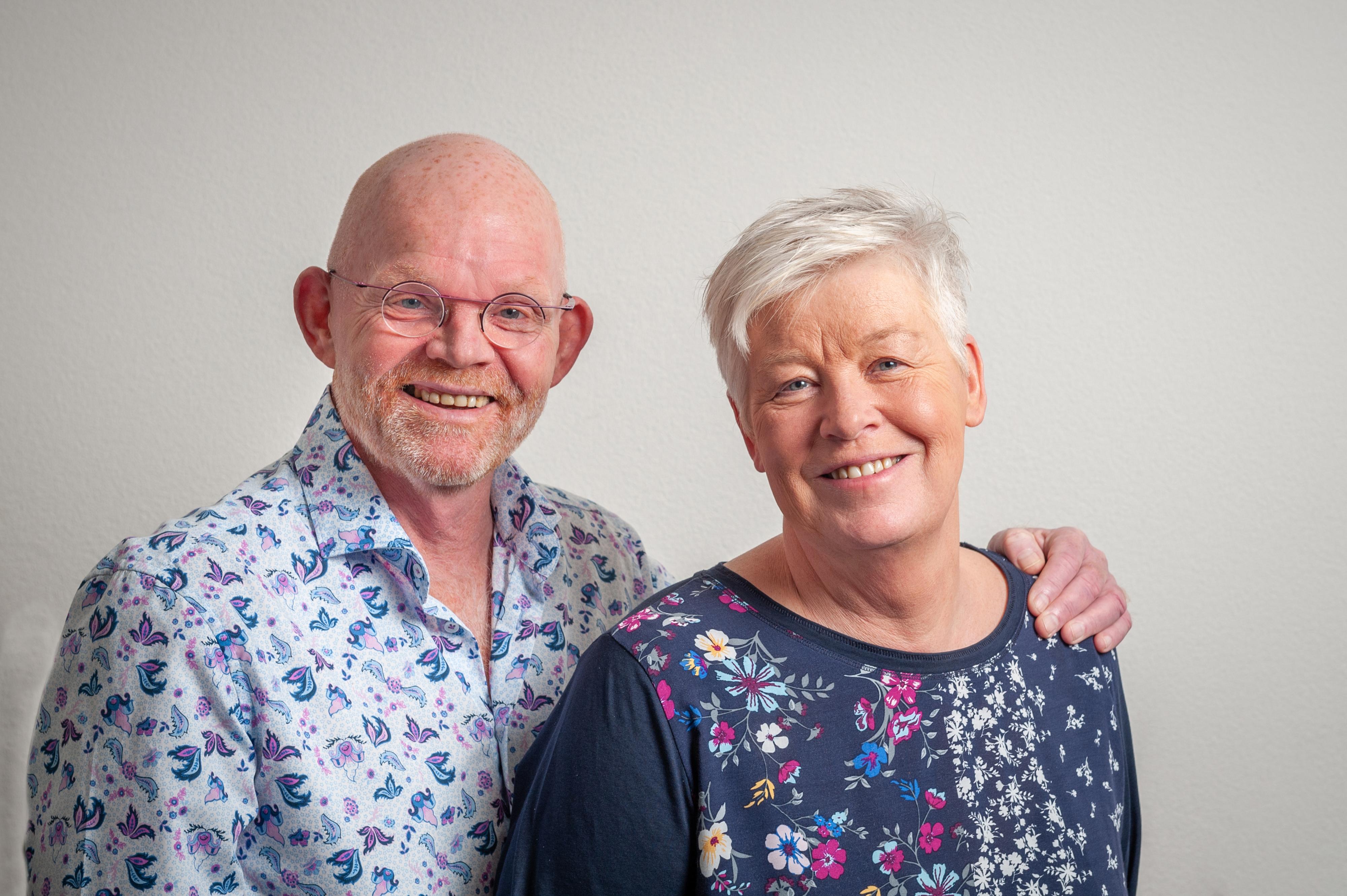 Gerda en Meindert