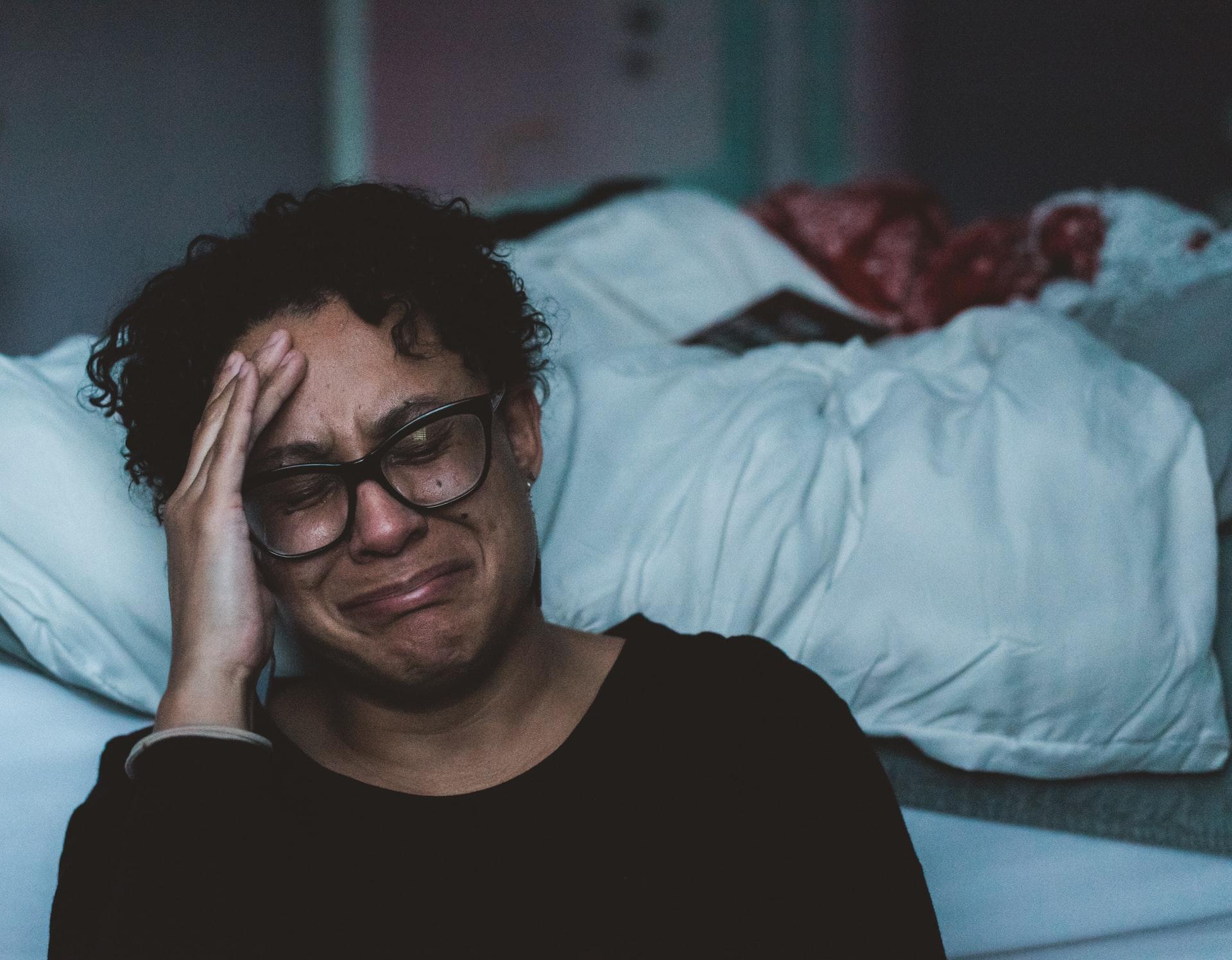 De tranen van je ouder(s) werkt in ons als kinderen immer door