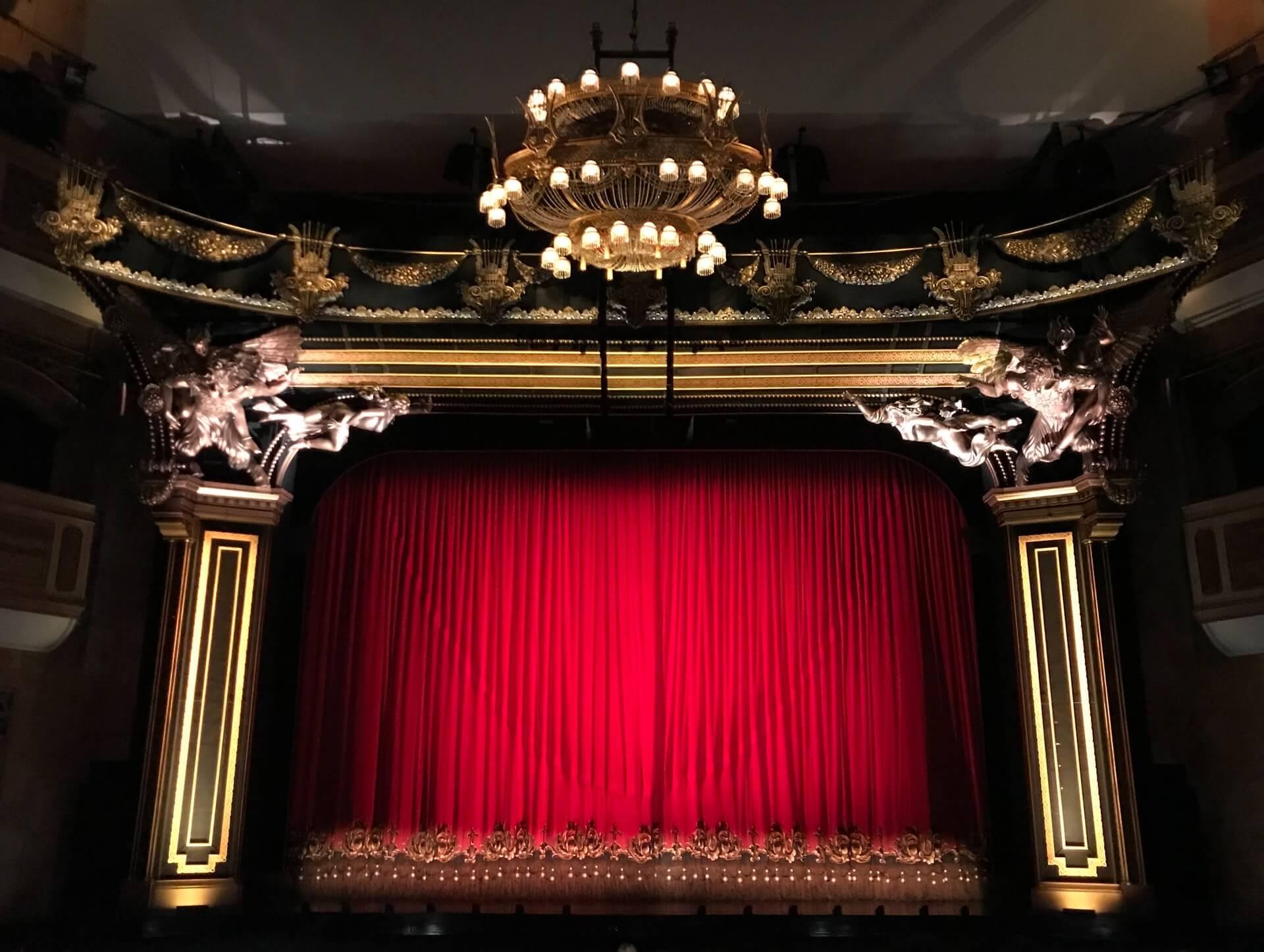Het theater van jouw ZELF